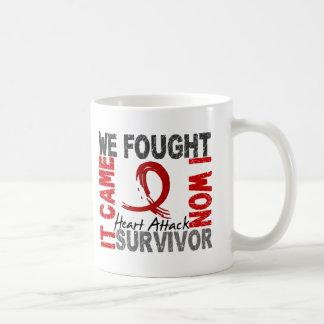 Herzinfarkt des Überlebend-5 Tasse