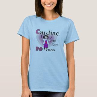Herzkrankenschwester NITROkönigin-T - Shirt