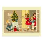 """""""Herzlichen Weihnachtsgruss"""" Postkarte"""