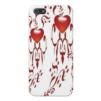 Herzlicher Farn - iPhone 5 Hülle