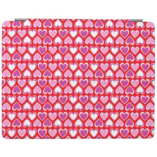 Herzmuster iPad Hülle