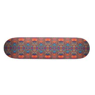Herzmuster-Skateboard Individuelle Skateboards
