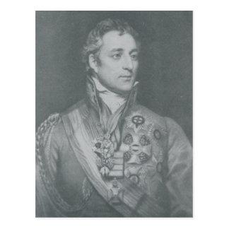 Herzog von Wellington Postkarte