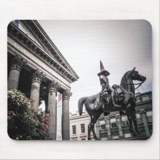 Herzog von Wellington-Statue in der Mousepad
