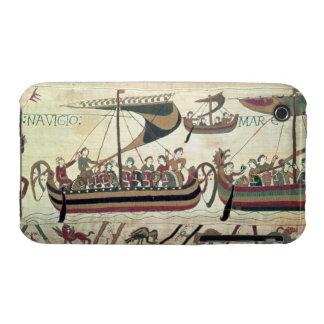 Herzog William und seine Flotte kreuzen den Kanal Case-Mate iPhone 3 Hüllen
