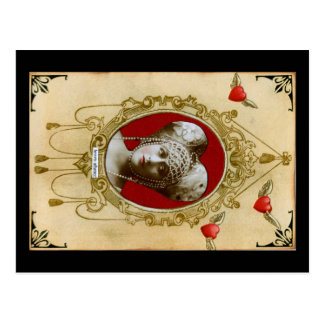 Herzogin der Marmeladen-Postkarte Postkarte