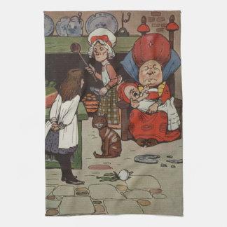 Herzogin und das schreiende Baby Handtuch