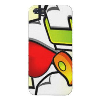 Herzpunkt iphone Fall iPhone 5 Schutzhülle