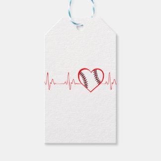 Herzschlag Geschenkanhänger
