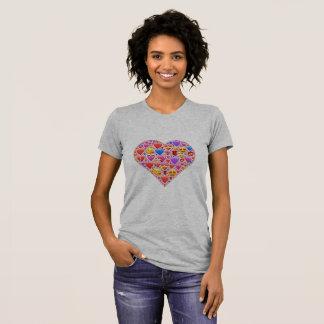 Herzsmiley T-Shirt