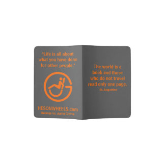 HESONWHEELS Pass-Abdeckung Passhülle