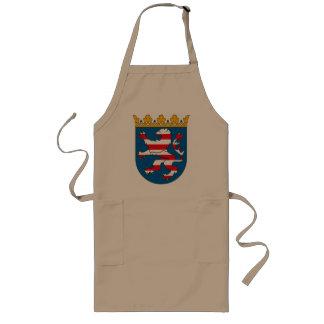 Hessen-Wappen Schürze