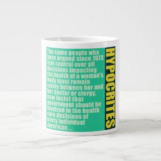Heuchler Jumbo-Tassen