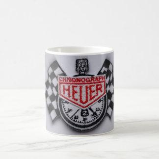 Heuer die Zeit Racing- Mug Kaffeetasse