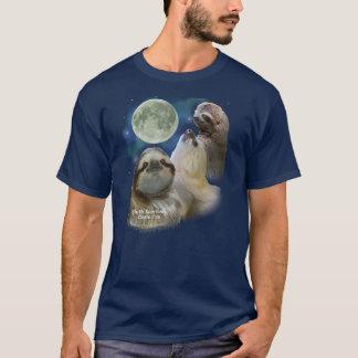 Heulen Sie wenn Sie LIEBESLOTHS! T-Shirt