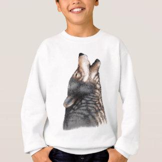 Heulender Wolf Sweatshirt