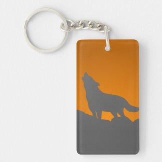 Heulenwolf keychain schlüsselanhänger