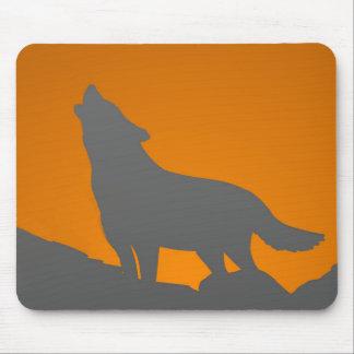 Heulenwolf mousepad