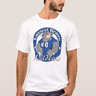 Heuschrecken-Waldungs-Wildkatzen T-Shirt