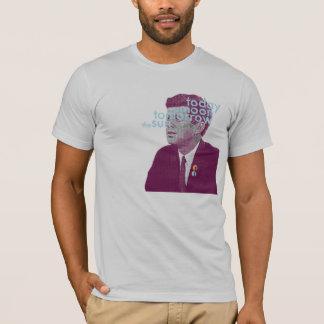 Heute der Mond, morgen der T - Shirt Sun JFK