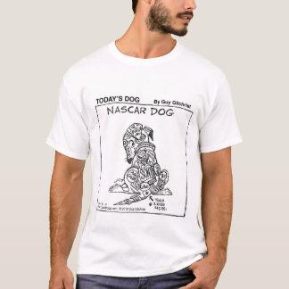 Heutiger Dogg - Nascar Hund T-Shirt