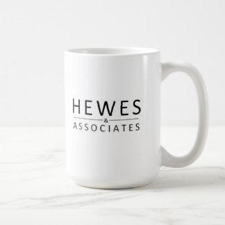 Hewes u. Mitarbeiter-Kaffee-Tasse