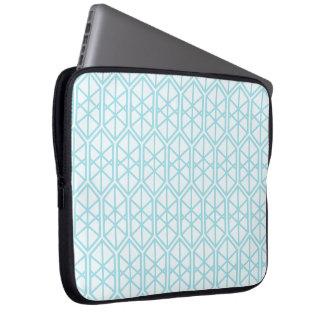 Hexagon-geometrisches Muster-sechseckiges Laptop Sleeve