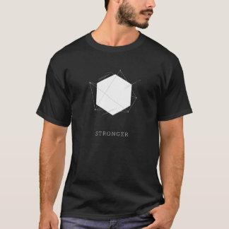 Hexagon - stärkerer T - Shirt