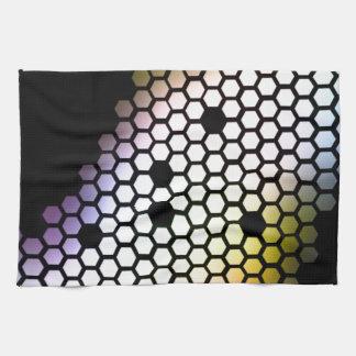 Hexagone Handtuch
