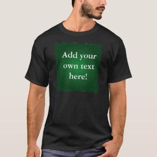 Hexagone im Grün T-Shirt
