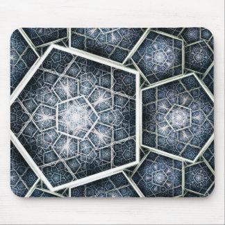 Hexagontiefe Mauspad