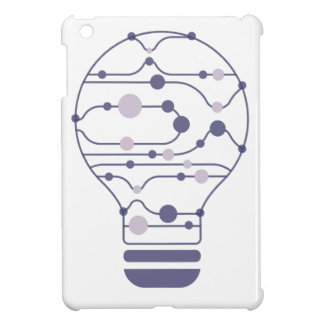 Hexahedrons innerhalb der Ideen-Birne iPad Mini Hülle