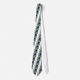 Hexe-Cartoon 9453 Personalisierte Krawatten