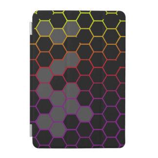Hexe-Farbe mit Grau iPad Mini Hülle