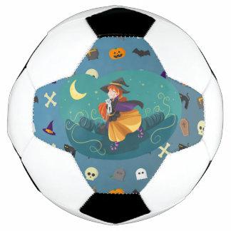 Hexe für Kind Fußball