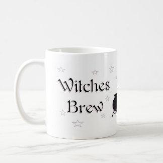 Hexe-Gebräu Kaffeetasse
