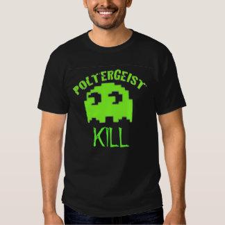 Hexe gefallen: POLTERGEIST-TÖTUNGS-Shirt Hemden