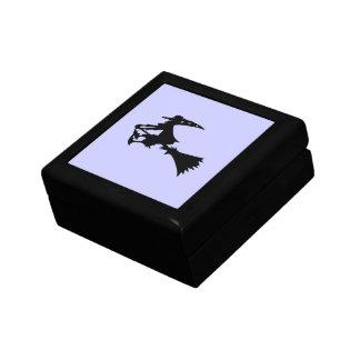 Hexe-Geschenkboxen Kleine Quadratische Schatulle