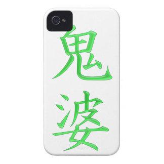 Hexe iPhone 4 Hüllen