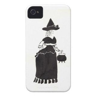 Hexe mit einem großen Kessel Case-Mate iPhone 4 Hülle