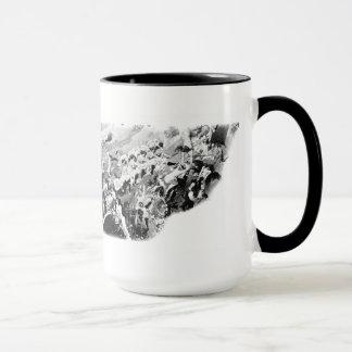 Hexe-Parade-Tasse Tasse