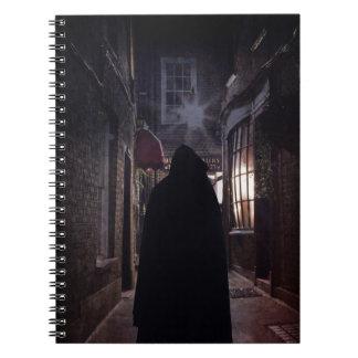 Hexen der Nacht Notizblock