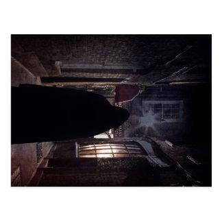 Hexen der Nacht Postkarte