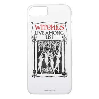 Hexen leben unter uns iPhone 8/7 hülle