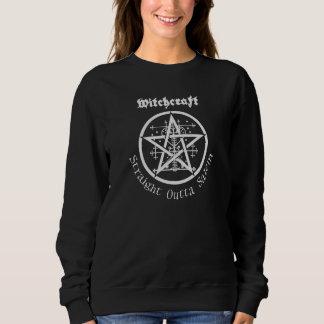 Hexerei - gerades Outta Salem Sweatshirt
