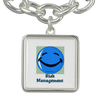 HF-Risikomanagement Charm Armbänder