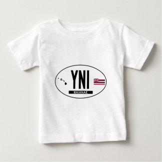 Hi-WAIANAE-Sticker.jpg Baby T-shirt