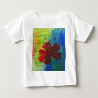 Hibiskus Baby T-shirt