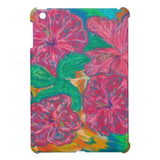 Hibiskus-Fall Savvy iPad mini glatter Endfall Hülle Für iPad Mini