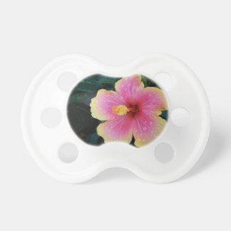Hibiskus-Hawaiianer-Blume Schnuller